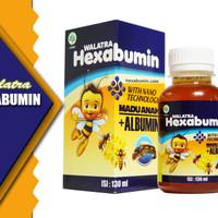 Walatra Hexabumin 100% Original