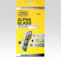 Otterbox iPhone X Alpha Glass Tempered Glass Screen Protector - Clear