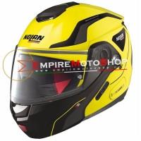Helm Nolan N90 - 2 Straton Ncom Led Yellow