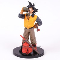Dragon Ball Z SCultures Banpresto Figure Colosseum Son Goku Drinking