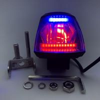 LAMPU TEMBAK CREE WORKLIGHT A06X MERK HJG PLUS CHARGER USB