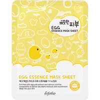 Esfolio Pure Skin Egg Essence Mask Sheet - Masker Korea - Maker Telur