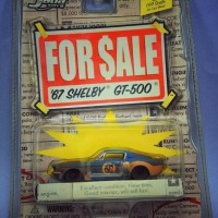 Diecast Jada For Sale '67 Shelby GT-500