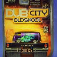 Diecast Jada Dub City Old Skool '62 VW Bus