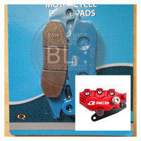 Kampas Rem Bendix Caliper RCB (Racing Boy) 2 Piston