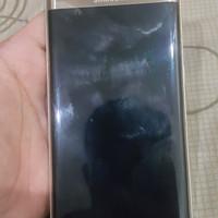 Samsung S6 Edge plus 64GB gold shadow mulus lengkap Ori murah segel am