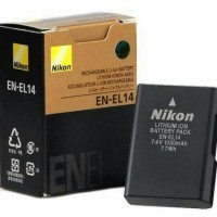 Baterai Kamera Nikon D3200 Kualitas bagus