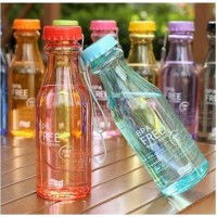 MY BOTTLE BOTOL SODA BPA FREE BENING  COLURFULL 500ML-TLSHOP