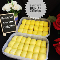 Pancake Durian Ori isi 21 Asli Medan