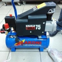 Lakoni Imola 75 Kompresor Udara 0,75PK Lakoni IMOLA-75 Air Compressor