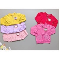 PROMO dari Lovechildren    CATTY JACKET resleting anak perempua