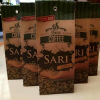 GREEN COFFEE SARI