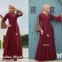 Long Dress maxi Madinah SIS jersey fit to L