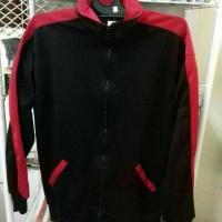 Jaket Anime Naruto Uzumaki Boruto Cosplay Jacket Hitam (JA BRT 01)