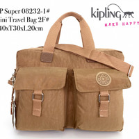 Kipling 08232-1 Mini travel bag / handbag 2in1 muat laptop
