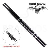 Stick Drum Avenged Sevenfold BONUS Tas Softcase STKD-11 Stik Drum