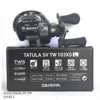 Reel Baitcasting DAIWA TATULA SV TW 103XS L (Handle Kiri)