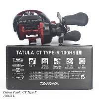 Reel Baitcasting DAIWA TATULA CT Type-R 100HS L (Handle Kiri)