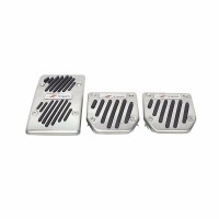 jual FIRST AUTO Pedal Gas FA AC 656 Non Slip TRD Cover Pijakan Mobil