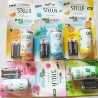 Stella Refill Mini Matic & duo matic - stella matic refill -pengharum