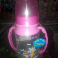 Botol susu pp 125ml + handle pr