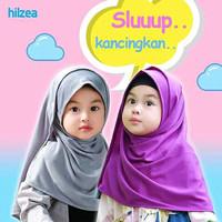Jilbab anak Balita/ Jilbab bayi instan/ Pasmina instan anak Gadiza