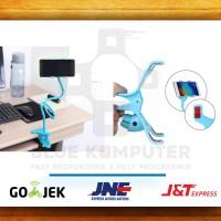 lazy pod / lazypod / jepitan narsis / flexible holder for smart phone