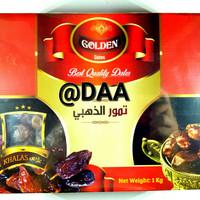 Kurma Golden Dates Khalas 1 Kg