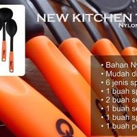 Kitchen Tools Set Oxone OX-953/ Spatula Set OX 953 / Sodet