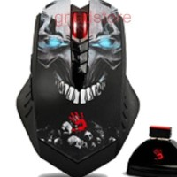 MS70 Bloody Wireless Mouse Gaming - R80