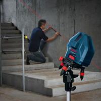 """Laser Level Mini GLL5-50X Bosch GLL 5-50 X Professional + Tripod 5/8"""""""