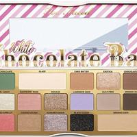 too faced white chocolate bar eyeshadow pallate