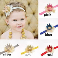 Bando crown untuk bayi dan anak