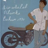 Novel Laris - Dilan 1990 (Ori & Diskon)