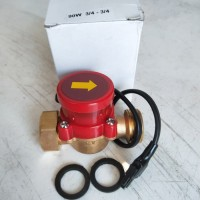 "WATER FLOW SWITCH 3/4"" - 3/4"" 90W Saklar Otomatis Pompa Air Murah"