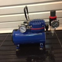 Mini Kompressor Compressor Air Brush MCV102MPAB Multipro