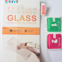 """Tempered Glass Universal 4.5"""" screen guard anti gores 2.5D"""