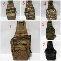 [ PROMO ] TAS SLEMPANG ARMY type 093