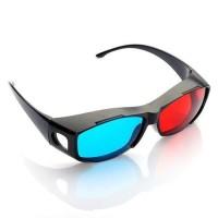 [ PROMO ] 3D Glasses Kacamata Kaca Mata Frame plastik