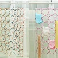 [ PROMO ] Syal Hanger unik untuk gantung jilbab / Syal / Belt 28