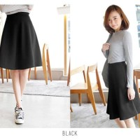 [ PROMO ] Midi Flare Skirt