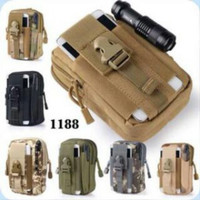 [ PROMO ] Dompet / sarung hp army