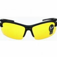 [ PROMO ] kacamata malam night view anti silau model sporty