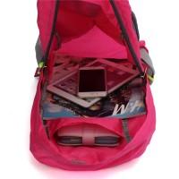 [ PROMO ] Foldable Backpack / Travel / Tas Punggung Lipat / Ransel
