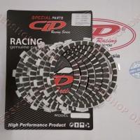 Kampas Kopling CLD Racing Scorpio Bahan Kevlar
