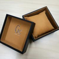 Kotak Jam Tangan Kayu Merk Gc Guess Collection
