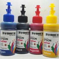 Paket Tinta Sublime Epson Diamond Ink Best Quality Grade A Korea