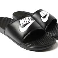 Nike Benassi Just Do It Slide Sandals Unauthorized Authentic UA