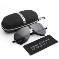 HDCRAFTER Sunglasses Kacamata Hitam Pria HD Polarized Pantai Mobil