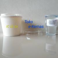 Gelas Kertas / Papercup es krim / Paper Cup Ice Cream 20 Oz
